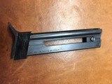 Beretta 76 W .22LR Target Pistol with 2 Magazines - 10 of 10
