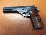 Beretta 76 W .22LR Target Pistol with 2 Magazines - 1 of 10
