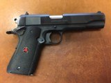 Early 1987 production Colt Delta Elite 10mm