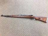 Mauser Model 98 bnz. 43 Steyr Daimler Puch mtching bolt and receiver 8mm Mauser - 2 of 14