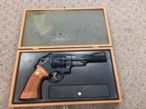 Smith and Wesson 25-2 Model 1955 Target .45 ACP With Presentation Box and accessories