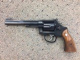 """Smith and Wesson 17-9 .22 LR 6"""" Barrel - 3 of 8"""
