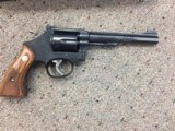 """Smith and Wesson 17-9 .22 LR 6"""" Barrel - 2 of 8"""