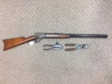"""Marlin Model 1894 1900 Manufacture .25-20 WCF 24"""" Round Barrel With Winchester Bullet Mold and Bullet Reloading Tool"""