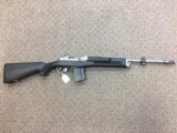 Rare Stainless Ruger Mini 14 GB .223 - 1 of 13
