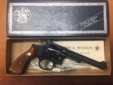 "Smith and Wesson 17-2 (K-22 Masterpiece) .22LR 6"" Barrel"