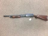 WWII J. Stevens 520-30 U.S. Military Riot Shotgun 12GA
