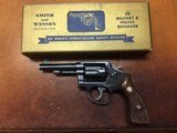 Smith & Wesson Military and Police Pre Model 10 .38 special 1955-56 Manufacture with Box