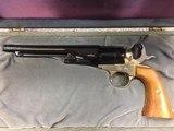 Colt Civil War Centennial Pistol .22 Short Single Shot 1961 Production - 2 of 8