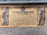 Colt Civil War Centennial Pistol .22 Short Single Shot 1961 Production - 3 of 8