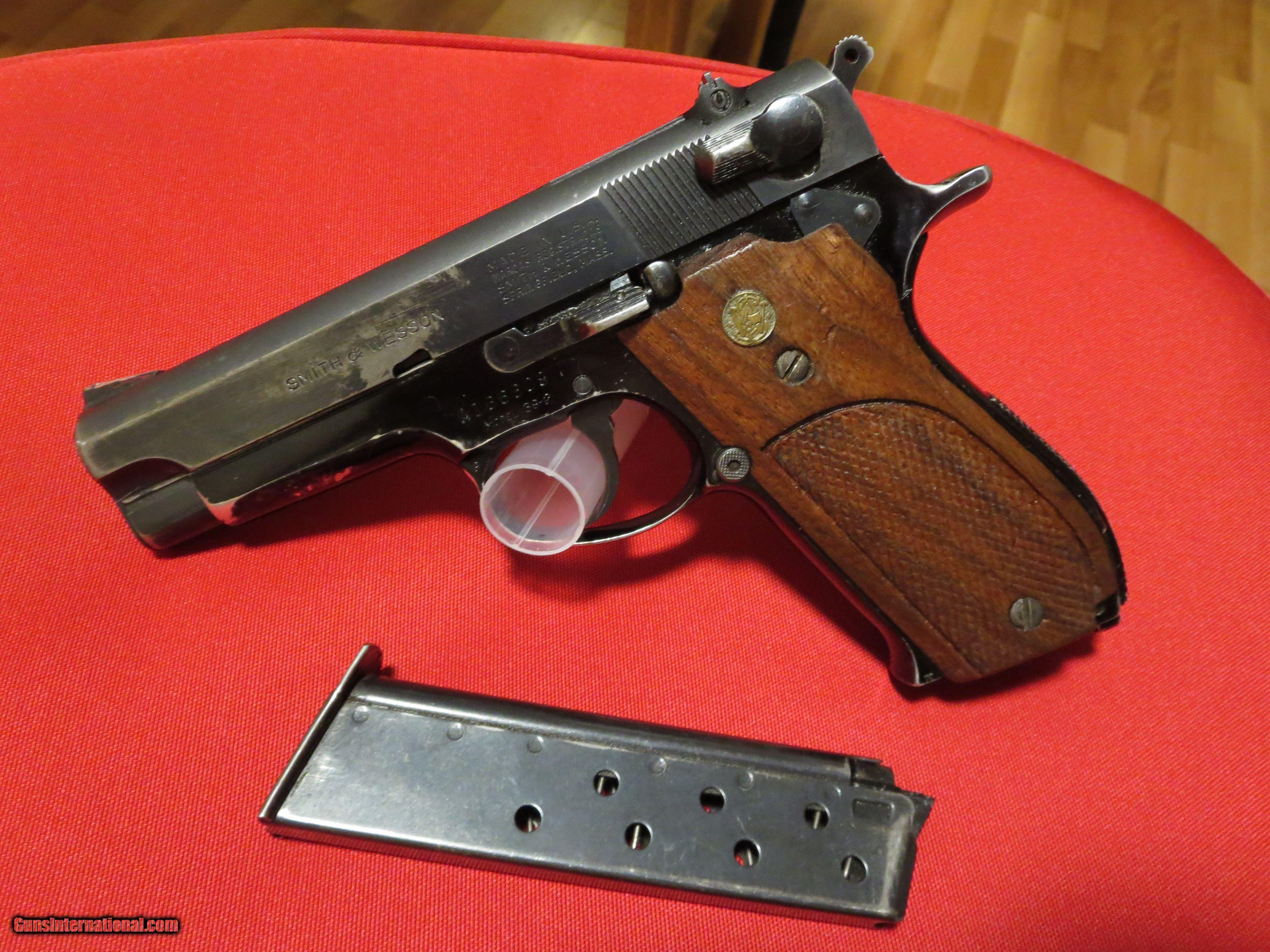 39 Best Images About South Pacific On Pinterest: 1973 S&W Model 39-2 Semi-auto Pistol, 9mm, 8 Rnd Mag
