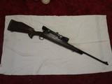 1961 Savage Model 110LH, Bolt Action, 30-06, Premium Walnut Stock, Vintage Bausch/Lomb 4x32 Scope, Pristine Condition - 2 of 9