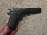 1924 Commercial Colt 1911, 45 ACP, pre-Transitional M1911 Attributes, Excellent Condition