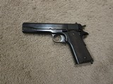 1924 Commercial Colt 1911, 45 ACP, pre-Transitional M1911 Attributes, Excellent Condition - 2 of 7