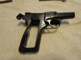 1967 Browning Hi-Power 9mm Pistol, 98% Finish, Bright Bore, Iconic Lighter Colored Grips, Non-import - 4 of 14
