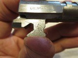 1967 Browning Hi-Power 9mm Pistol, 98% Finish, Bright Bore, Iconic Lighter Colored Grips, Non-import - 10 of 14