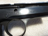 1967 Browning Hi-Power 9mm Pistol, 98% Finish, Bright Bore, Iconic Lighter Colored Grips, Non-import - 6 of 14