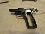 1967 Browning Hi-Power 9mm Pistol, 98% Finish, Bright Bore, Iconic Lighter Colored Grips, Non-import - 3 of 14