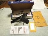 """lnib s&w m22a 22lr pistol, 5.5"""" barrel, optics rail, box/papers"""
