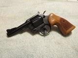 "1966 colt trooper, .4"" barrel, 357 magnum, jay scott grips, crisp stampings, new refinish by fogles gunsmithing, oh"