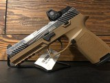Sig Sauer P320 RX NRA Edition
