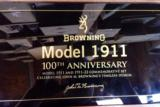 BROWNING 1911 100TH ANNIVERSARY - 7 of 13