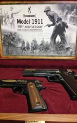 BROWNING 1911 100TH ANNIVERSARY - 1 of 13