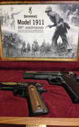 BROWNING 1911 100TH ANNIVERSARY
