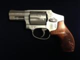 SMITH & WESSON 640 357 MAGNUM - 4 of 5