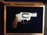 SMITH & WESSON 640 357 MAGNUM