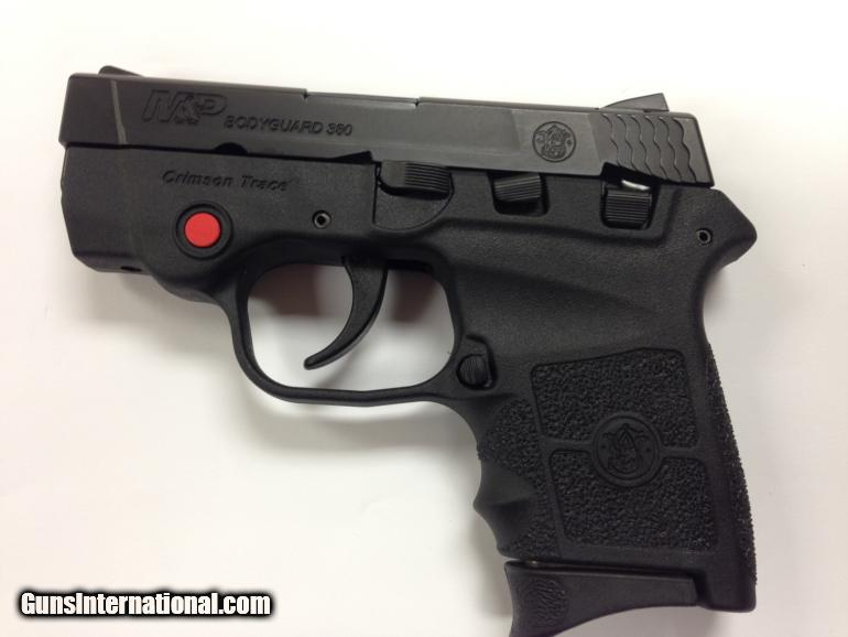 SMITH & WESSON M&P BODYGUARD 380 for sale