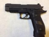 SIG SAUER P226 TACTICAL OPERATIONS -9MM - 2 of 3