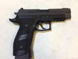 SIG SAUER P226 TACTICAL OPERATIONS -9MM - 1 of 3