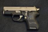 Sig Sauer P224 Nickel - 40sw - 1 of 4