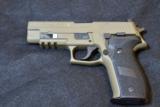 Sig Sauer P226 MK-25 Desert- 9mm - 1 of 6