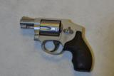 Smith & Wesson 642-2 38 SPL
