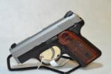 KIMBER SOLO CARRY ROSEWOOD GRIPS - 9MM - 1 of 2