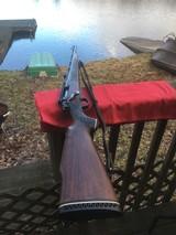 Remington 600 .243 Vent Rib Custom Stock