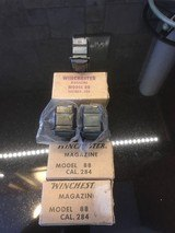 Winchester 88 .284 N.O.S Magazines