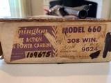 REMINGTON 660-308 Winchester-LNIB