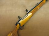 Weatherby Mark V Safari Grade Custom Shop