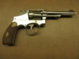 S&W .38 Military & Police Model 1905 4th Change