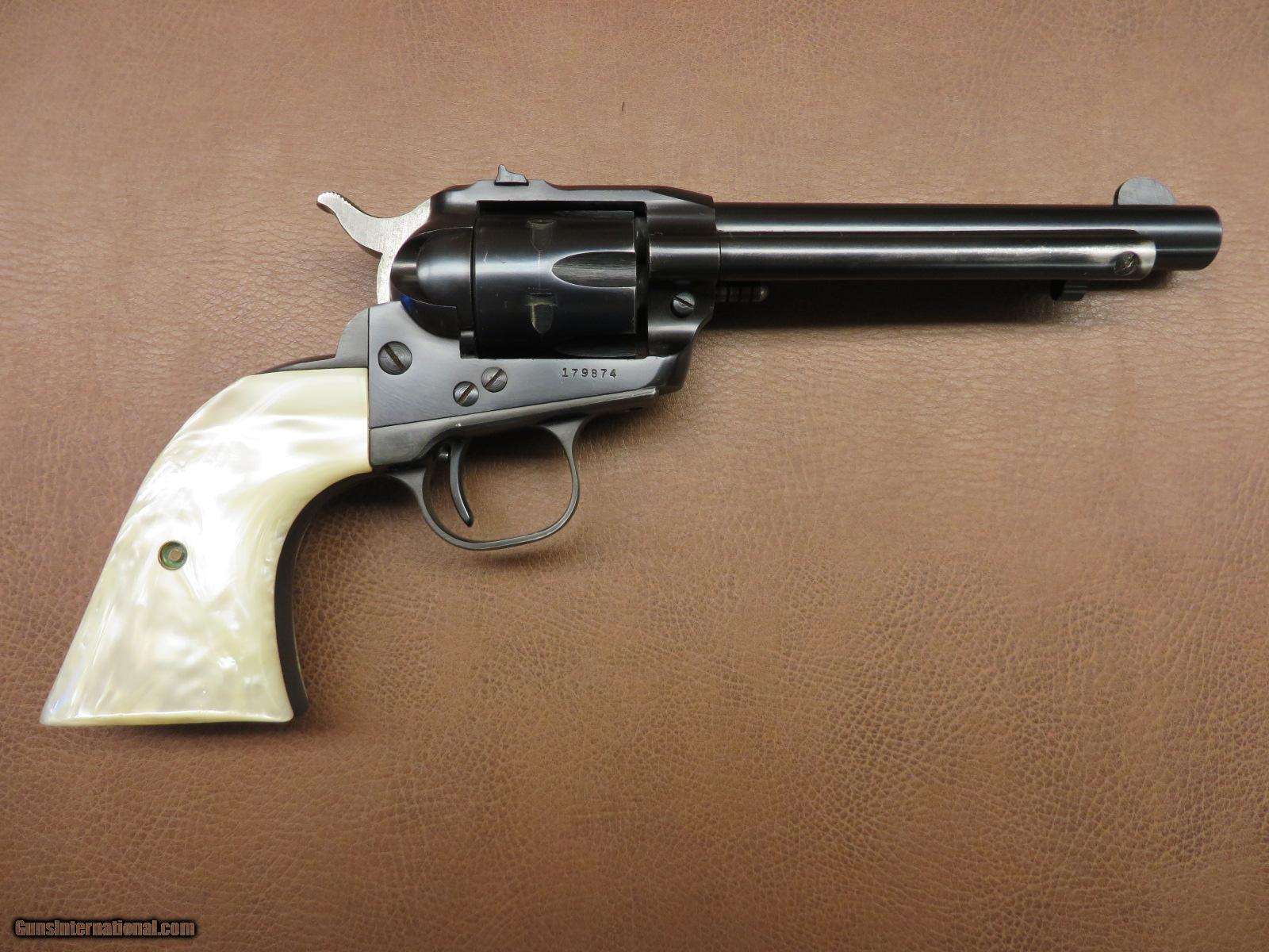 Ruger Announces New Wrangler LR Single-Action Revolver