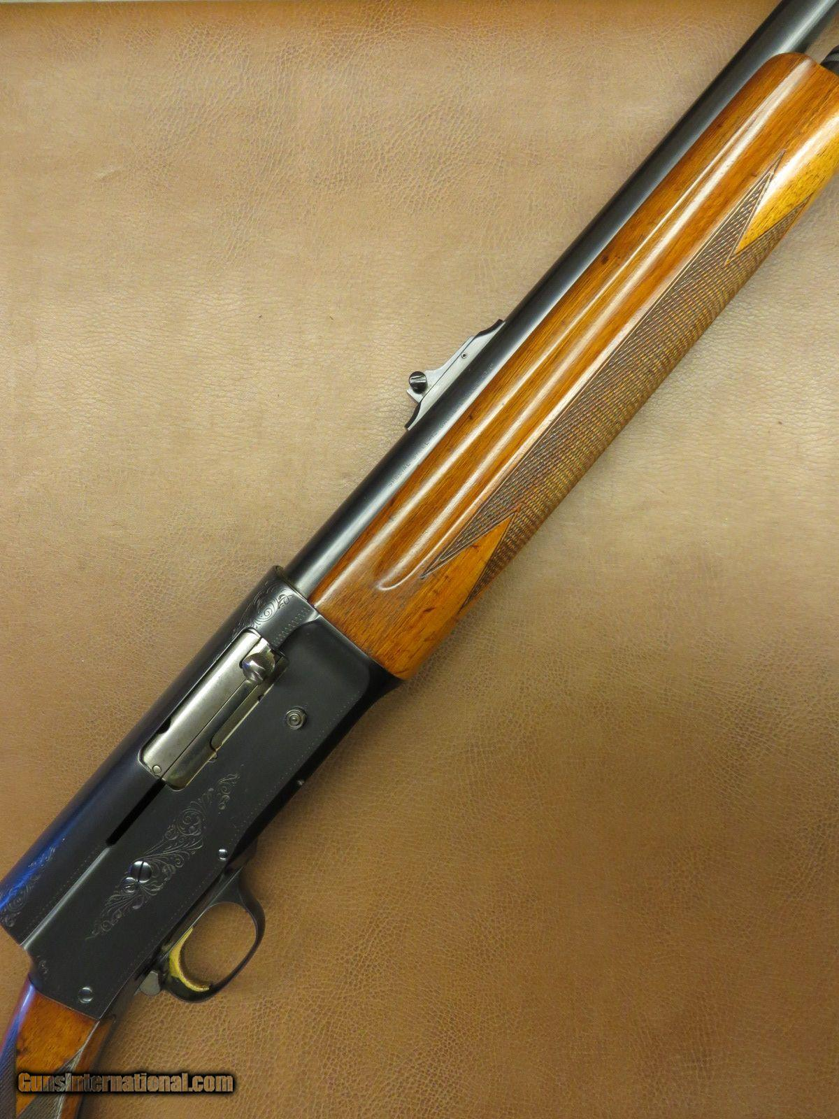 Browning a5 gold trigger dating 9