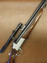 Savage Model 24C-DL With German Scope In Claw Mount - 1 of 12