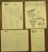 Dan Wesson Model 15 Four Barrel Set - 14 of 15