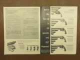 Dan Wesson Model 15 Four Barrel Set - 15 of 15