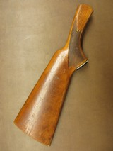 Winchester Model 37A Stock