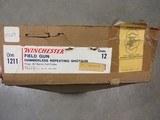 Winchester Model 12 Box