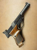 High Standard Supermatic Trophy Model 107 Military